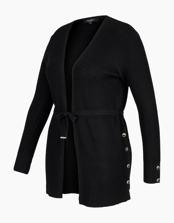 Bexleys woman modische lange Strickjacke   ADLER Mode Onlineshop