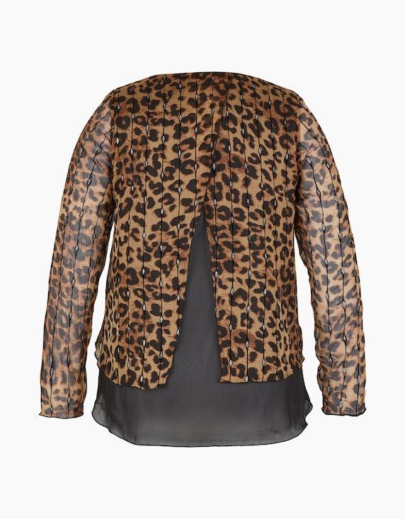 Bexleys woman Bluse mit Animalprint | ADLER Mode Onlineshop
