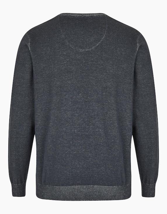 Bexleys man Glatt gestrickter Pullover mit V-Ausschnitt | ADLER Mode Onlineshop