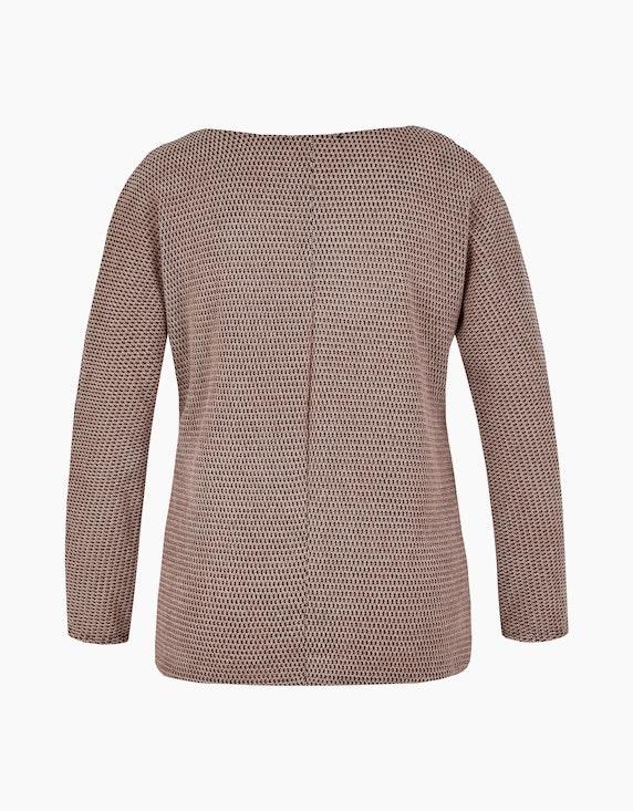 MY OWN Chenille-Pullover mit grober Stuktur   ADLER Mode Onlineshop