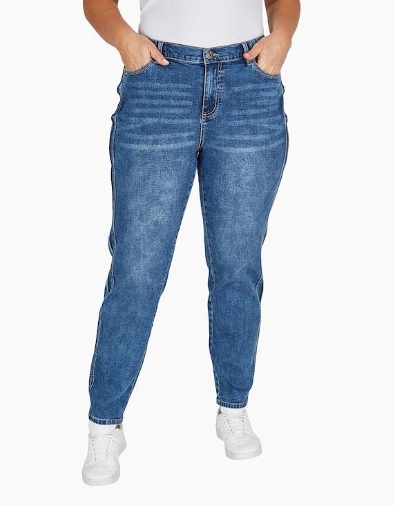 Thea Jeans-Hose, 5-Pocket-Style   ADLER Mode Onlineshop