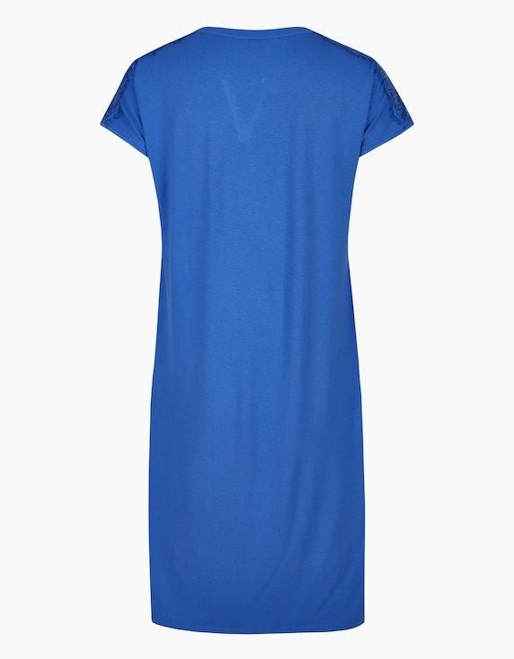 Thea Kleid im Materialmix   ADLER Mode Onlineshop