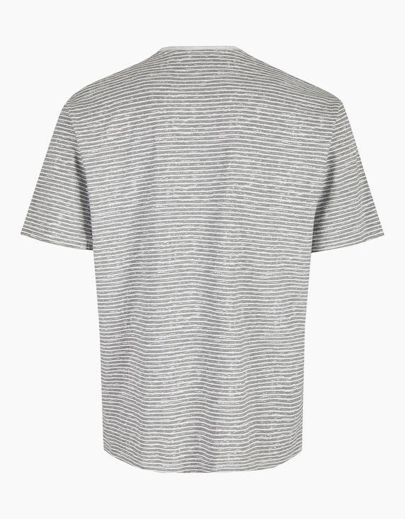 Big Fashion T-Shirt mit Streifenmuster | ADLER Mode Onlineshop