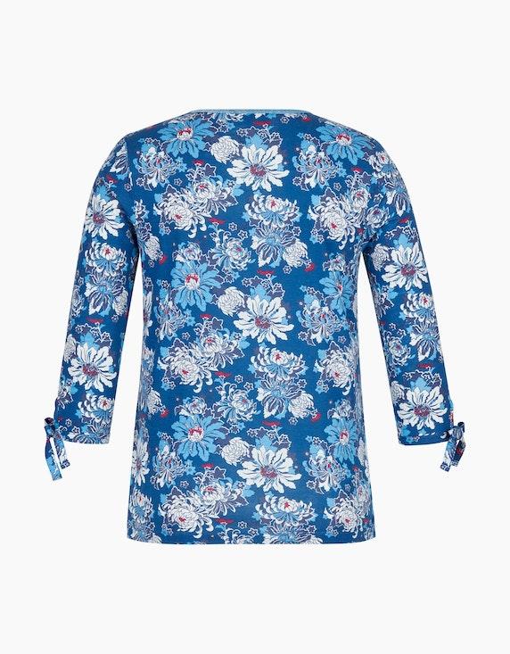Bexleys woman Florales Shirt mit 3/4 Arm   ADLER Mode Onlineshop