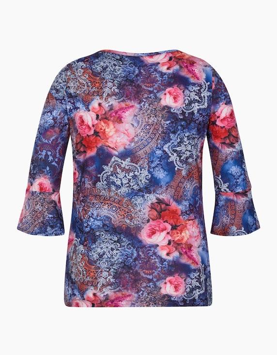 Malva Shirt mit Volantärmeln   ADLER Mode Onlineshop