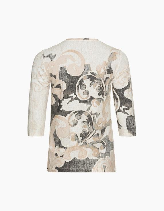 Olsen Shirt mit Ärmeln in 3/4 Länge und Strassbesatz   ADLER Mode Onlineshop