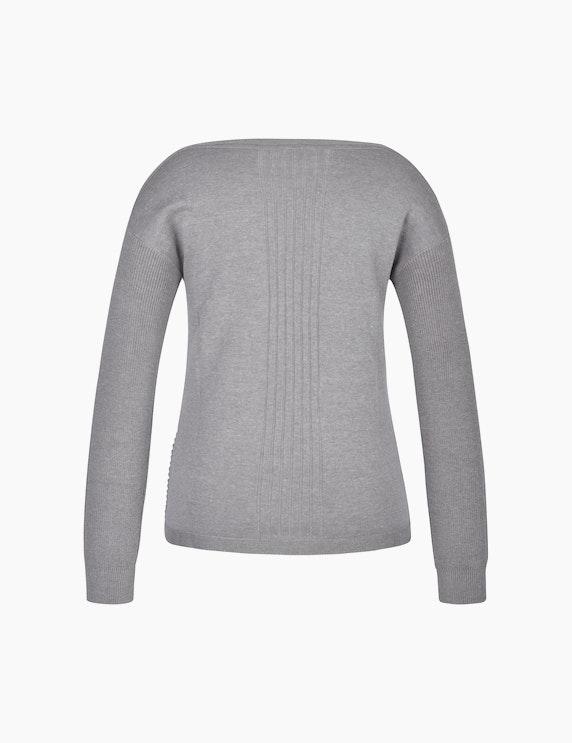 CHOiCE Pullover mit Struktur-Details | ADLER Mode Onlineshop