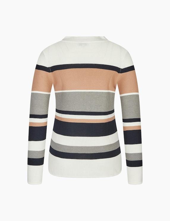 CHOiCE Pullover mit Streifenmuster | ADLER Mode Onlineshop