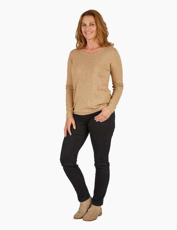 Bexleys woman Basic Strickpullover | ADLER Mode Onlineshop
