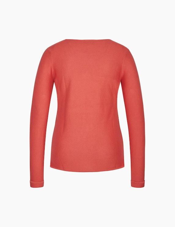 Bexleys woman Einfarbiger Pullover | ADLER Mode Onlineshop