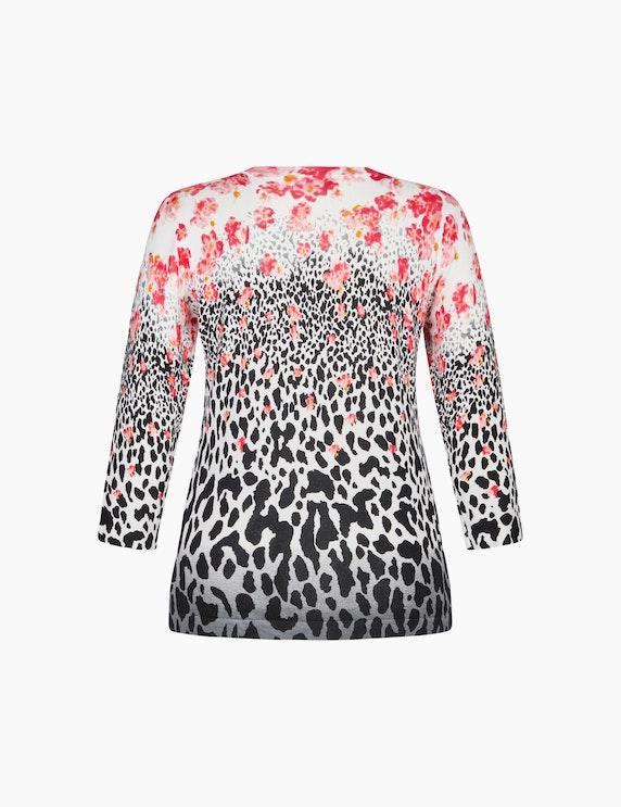 Bexleys woman Pullover mit 3/4-Arm und Strassbesatz | ADLER Mode Onlineshop