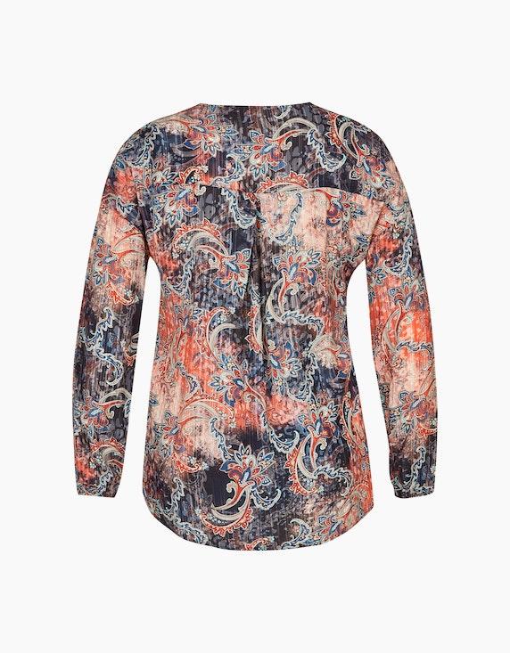 CHOiCE Chiffon-Bluse mit Paisley-Print   ADLER Mode Onlineshop