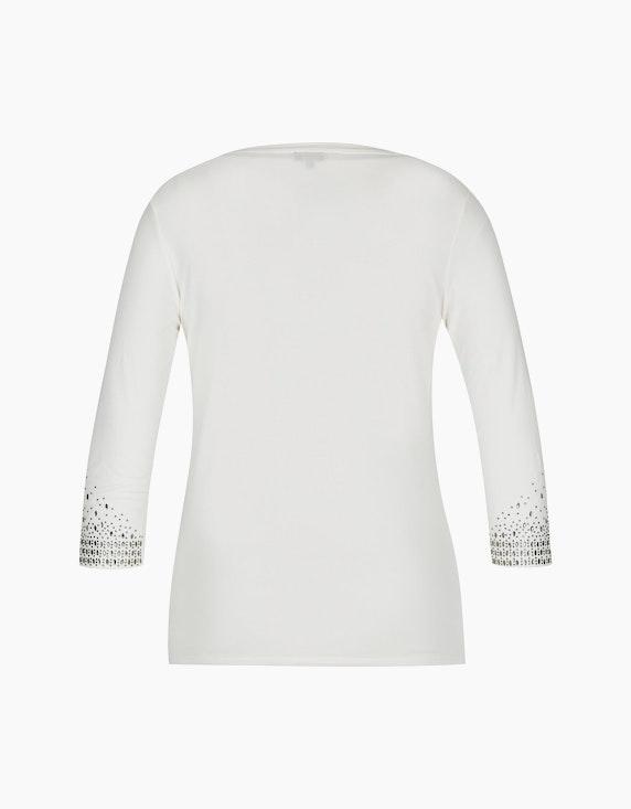 Viventy Basic-Shirt mit Schmucksteinen   ADLER Mode Onlineshop