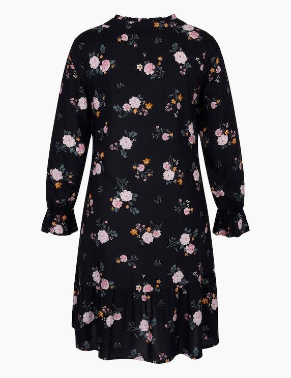 MY OWN Kleid mit floralem Print, reine Viskose | ADLER Mode Onlineshop