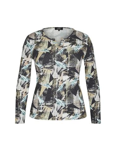 Produktbild zu Flauschiges Blusen-Shirt von Bexleys woman