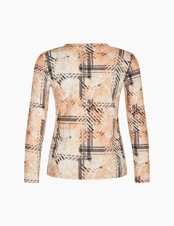 Bexleys woman Flauschiges Langarmshirt | ADLER Mode Onlineshop