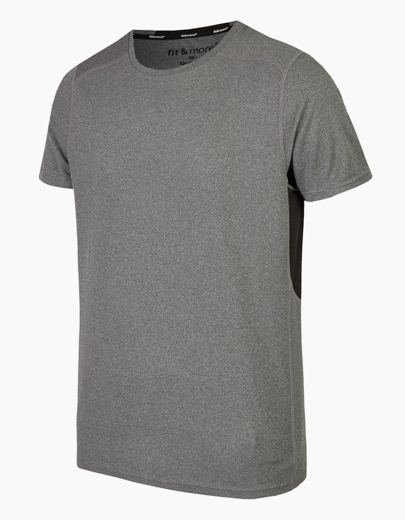 Fit&More Trainigsshirt in Mesh | ADLER Mode Onlineshop