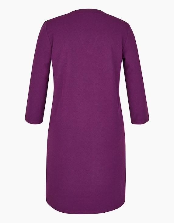 Bexleys woman Crêpe-Kleid mit raffinierten Teilungsnähten   ADLER Mode Onlineshop