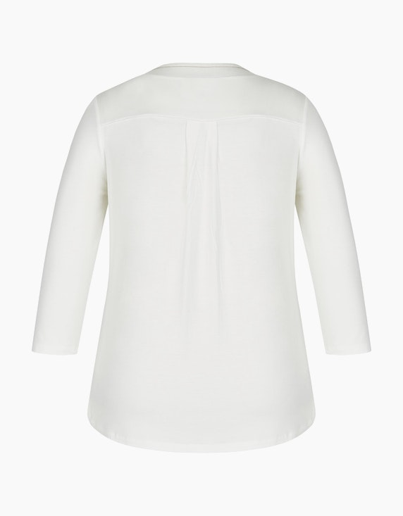 Bexleys woman Einfarbiges Shirt mit   ADLER Mode Onlineshop