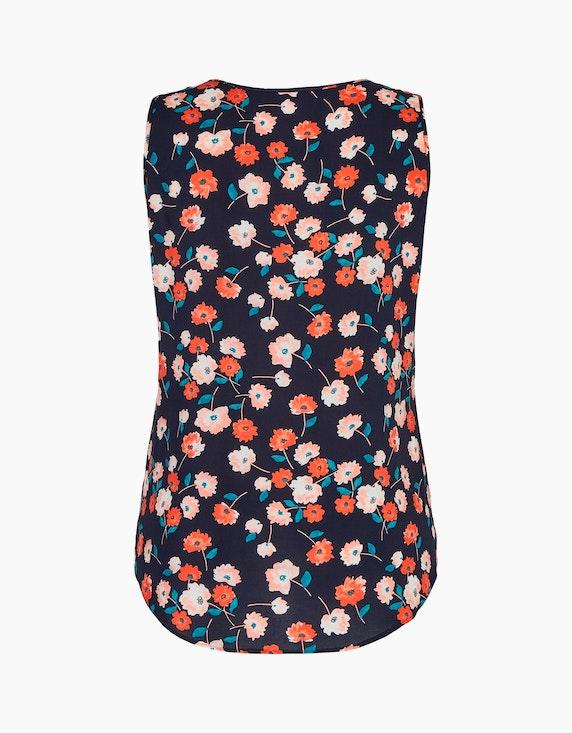Bexleys woman Blusentop in floral bedruckter Viskose | ADLER Mode Onlineshop