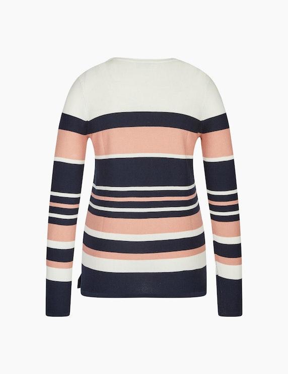 Bexleys woman Pullover mit Streifenmuster | ADLER Mode Onlineshop