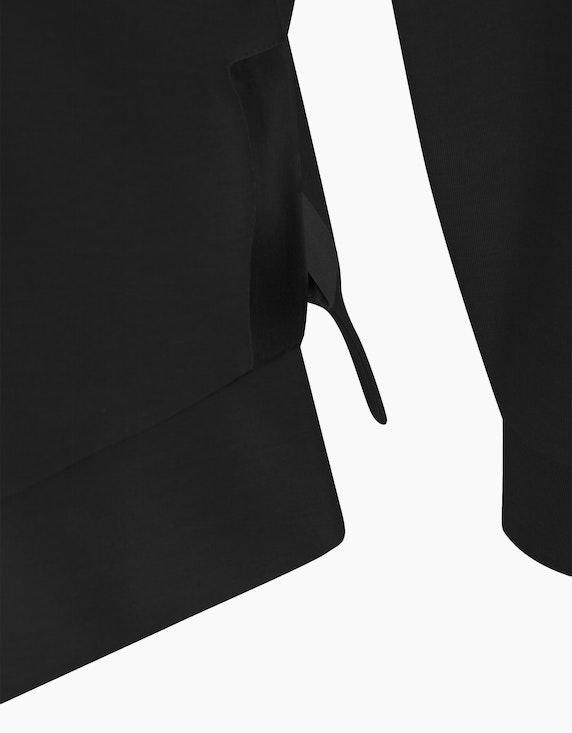 MY OWN kurzes Sweatshirt im Scuba-Style | ADLER Mode Onlineshop