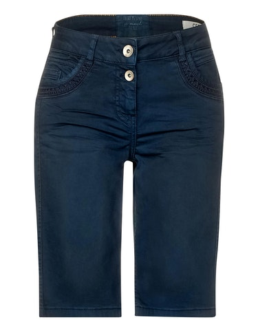 Produktbild zu <strong>Colour-Denim-Shorts</strong>New York von CECIL