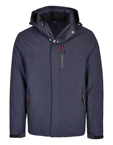 Produktbild zu Wärmende Membran-Jacke mit Kapuze von Eibsee