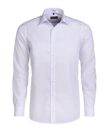 Produktbild zu <strong>Dresshemd uni</strong>BODY FIT von Marvelis