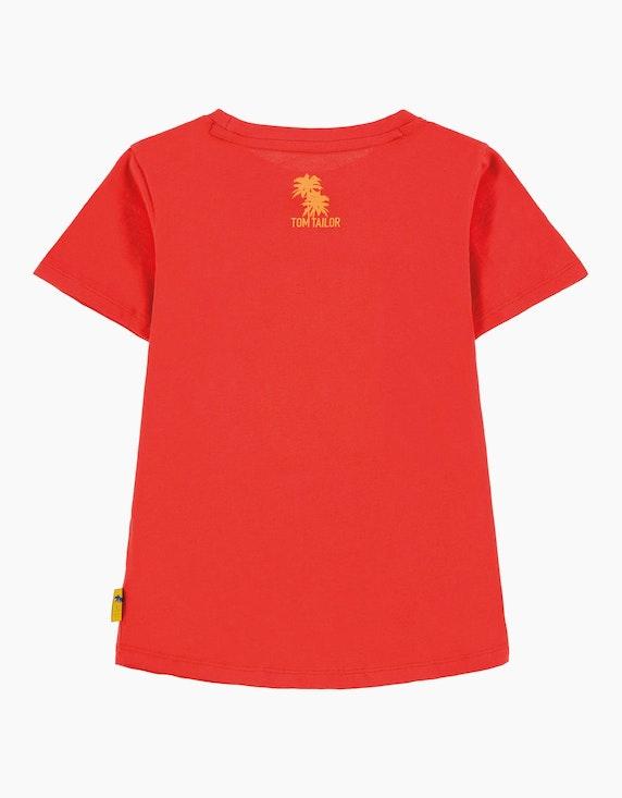 Tom Tailor Mini Boys T-Shirt mit Wendepailletten | ADLER Mode Onlineshop