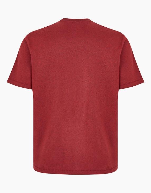 Big Fashion T-Shirt mit Frontprint   ADLER Mode Onlineshop
