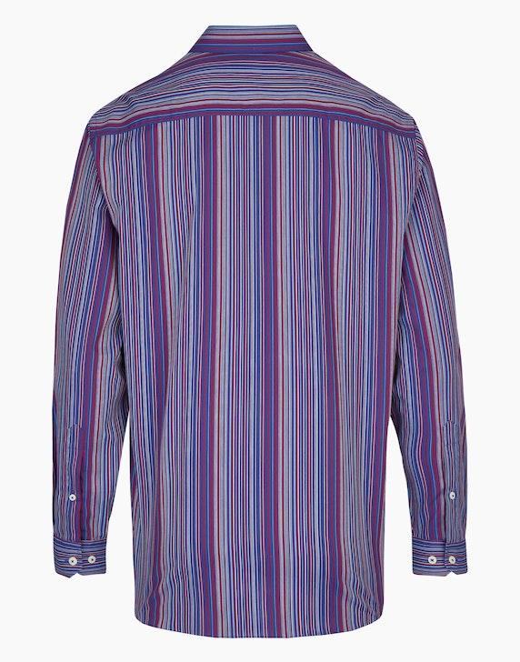 Bexleys man Freizeithemd im Streifen-Dessin in bügelfreier Qualität, REGULAR FIT | ADLER Mode Onlineshop
