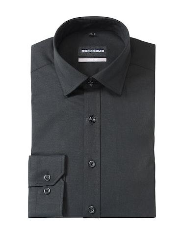 Produktbild zu <strong>Klassisches Dresshemd ohne Brusttasche</strong>BODY FIT von Bernd Berger