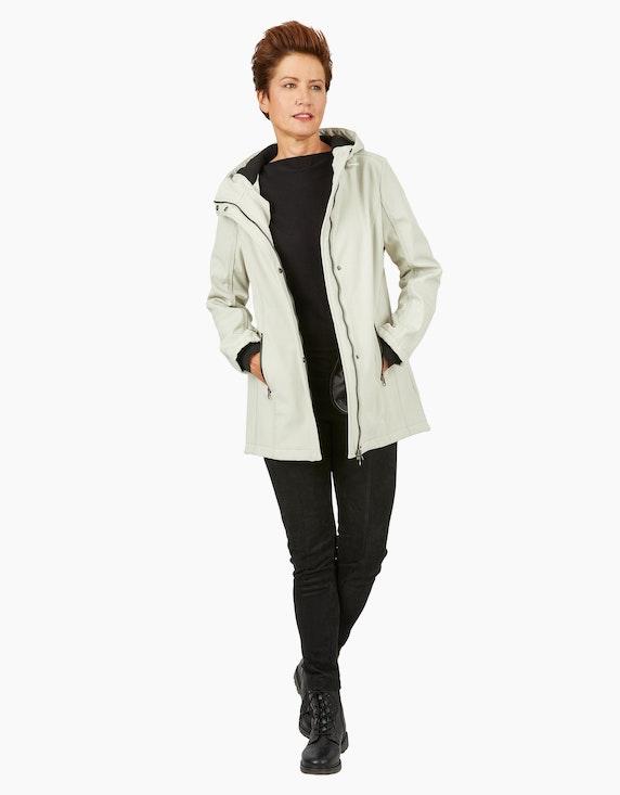 Eibsee Softshell-Jacke mit Fleecefutter | ADLER Mode Onlineshop
