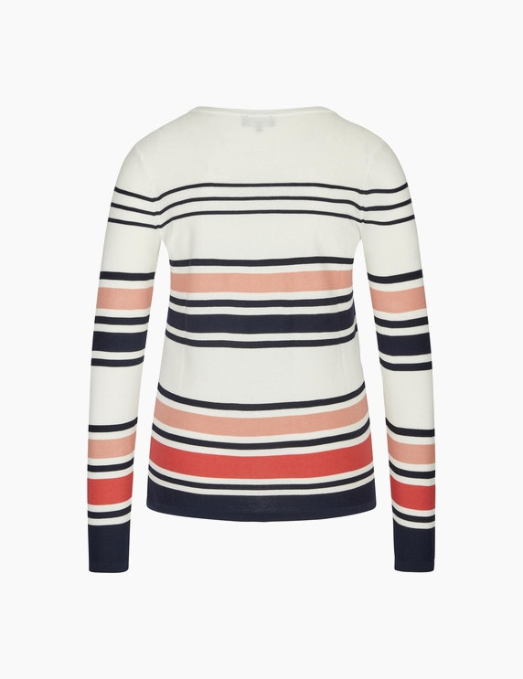 Bexleys woman Pullover mit Streifenmuster   ADLER Mode Onlineshop