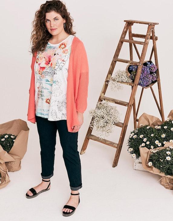 Thea Jegging mit hohem Stretchanteil | ADLER Mode Onlineshop