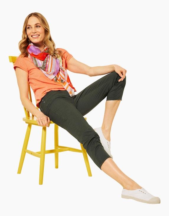 CECIL Slim Fit Hose in High Waist   ADLER Mode Onlineshop
