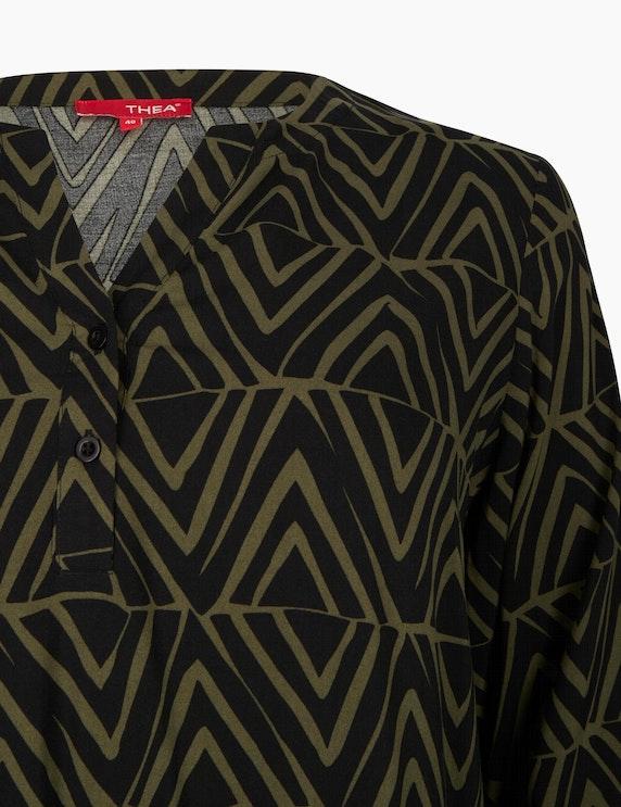 Thea Bluse aus fließender Viskose | ADLER Mode Onlineshop