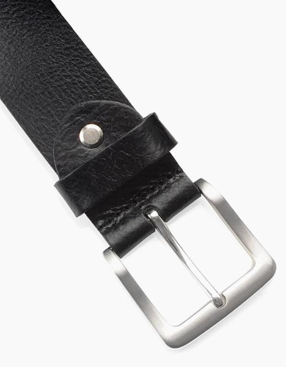 Bexleys man Jeansgürtel aus Büffelleder | ADLER Mode Onlineshop