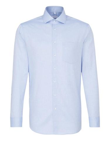 Produktbild zu <strong>Dresshemd in klassischem Stil</strong>REGULAR FIT von Seidensticker