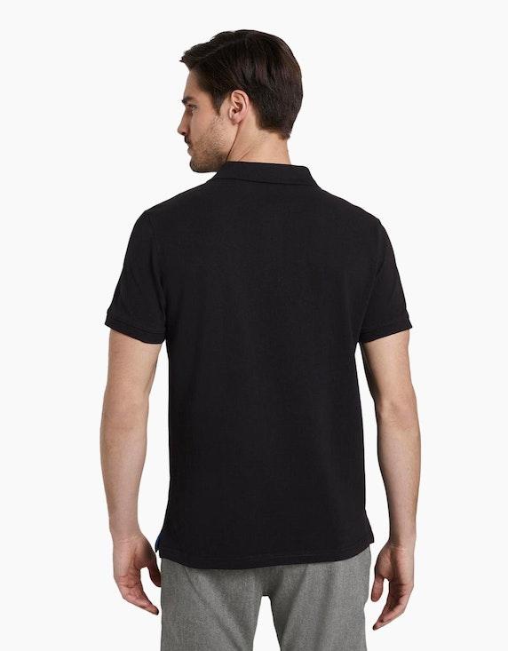 Tom Tailor Poloshirt im Basic-Style mit verschiedenen Farbdetails | ADLER Mode Onlineshop
