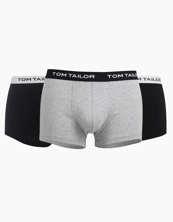 Tom Tailor Retroboxer 3er Pack | ADLER Mode Onlineshop