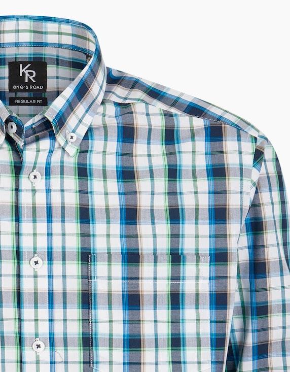 Adler Collection Kariertes Freizeithemd, REGULAR FIT   ADLER Mode Onlineshop