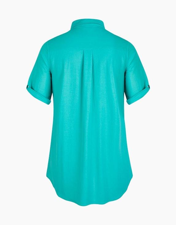 VIA APPIA DUE Langes Poloshirt mit Einstecktaschen   ADLER Mode Onlineshop