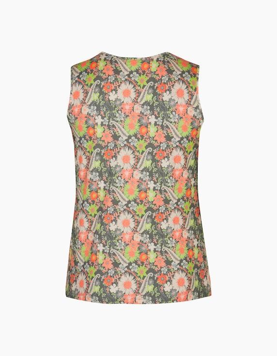 No Secret Top im floralen Alloverprint   ADLER Mode Onlineshop