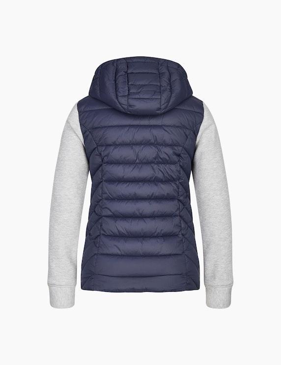 Adler Collection Jacke im Material- und Farb-Mix   ADLER Mode Onlineshop
