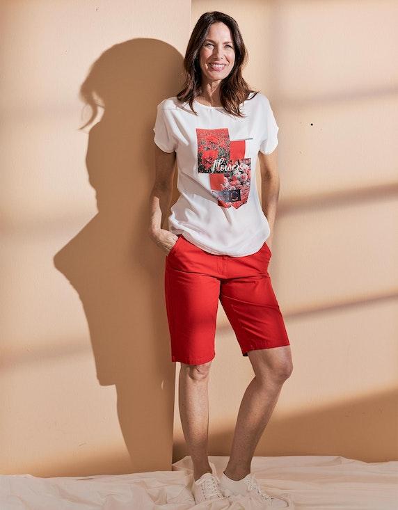 Bexleys woman Bermudas aus reiner Baumwolle   ADLER Mode Onlineshop