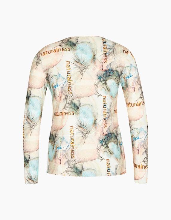 Bexleys woman Flauschiges Blusen-Shirt   ADLER Mode Onlineshop