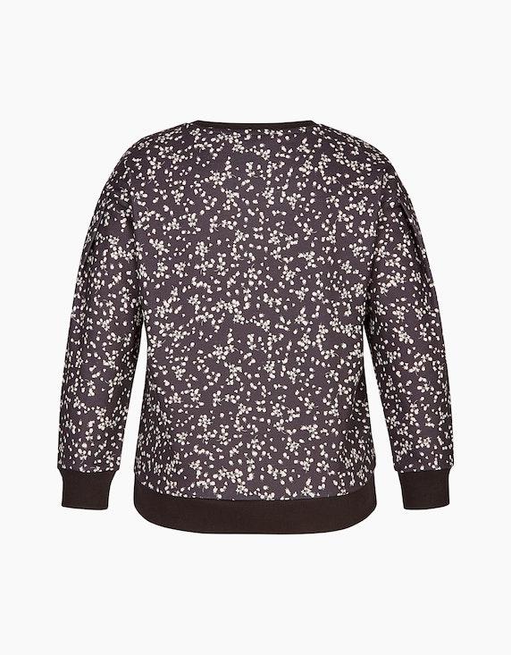 MY OWN Sweatshirt mit Allover-Print   ADLER Mode Onlineshop