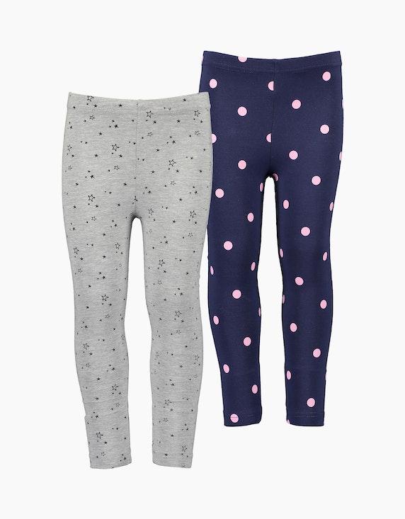 Blue Seven Mini Girls Leggings im 2er-Pack   ADLER Mode Onlineshop